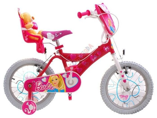 BIKE SEAT doll MINNIE MOUSE SP0190