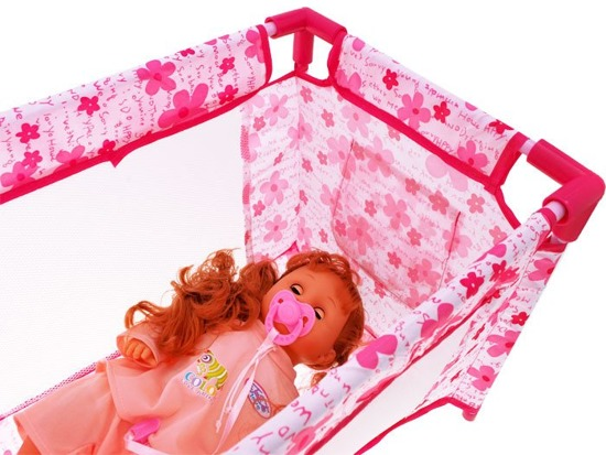 Baby Doll Big colorful light ZA1399