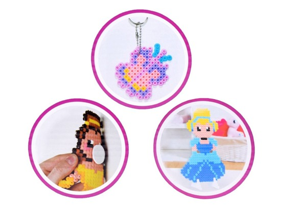 Beads for Princess Princess 7000szt ZA3038
