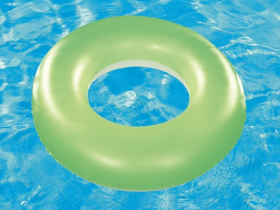 Bestway Big wheel swim Neon 91cm 36025