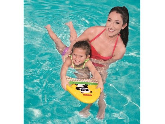 Bestway Fisher Price board for swimming lessons 93508