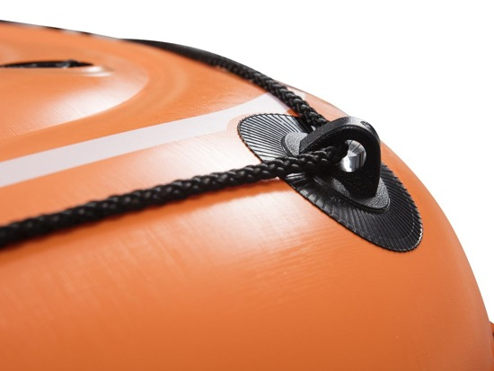 Bestway Inflatable boat with oars BA0076