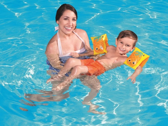 Bestway Inflatable sleeves for swimming lessons 32042