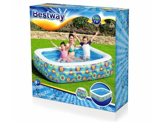 Bestway Marine inflatable pool for children 229 cm 54120