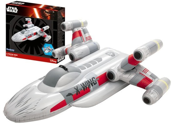Bestway Star Wars Fighter puffed X-WING 91206