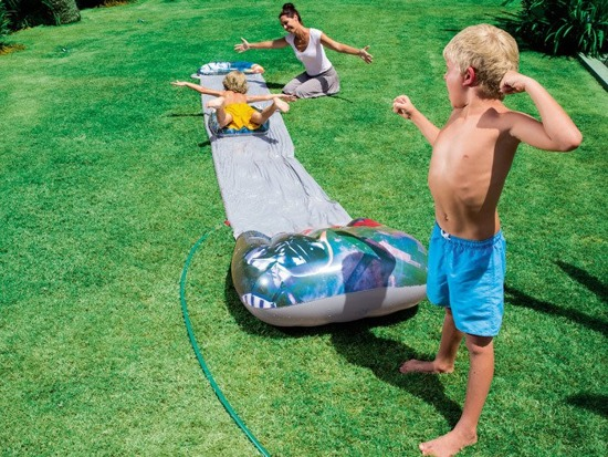 Bestway Waterslide slide STAR WARS 549 91208