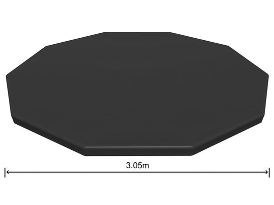Bestway cover for a rack pool 305cm 58036