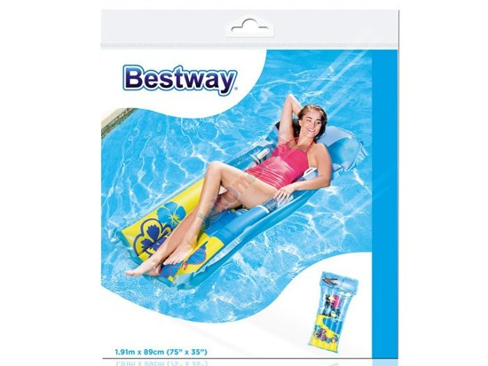 Bestway inflatable mattress Laguna 191 x 89cm 44036