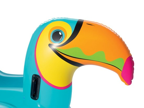 Bestway inflatable toucan for swimming 207x150cm 41126