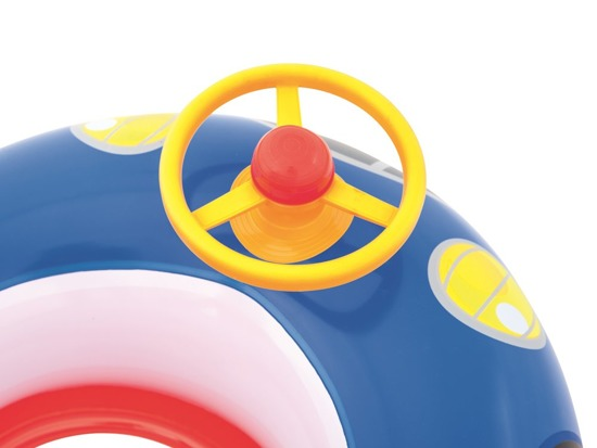 Bestway inflatable toy car visor UVA 0.98 x 0.66M 34103