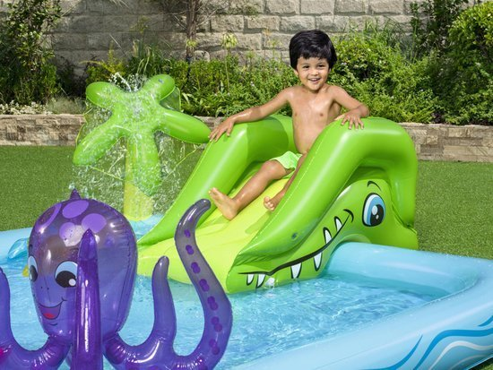 Bestway pool Children's playground Aquarium 53052