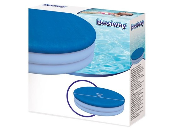 Bestway pool cover for inflatable 150-170 cm 58302