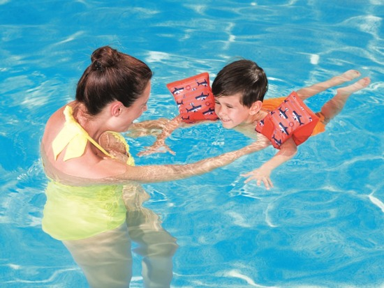 Bestway soft Sleeves for swimming S / M 32182