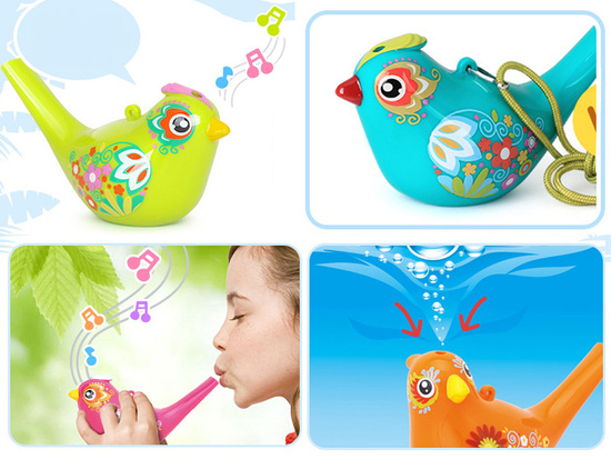 Bird WATER BIRD WHISTLE Water BIRD ZA1483