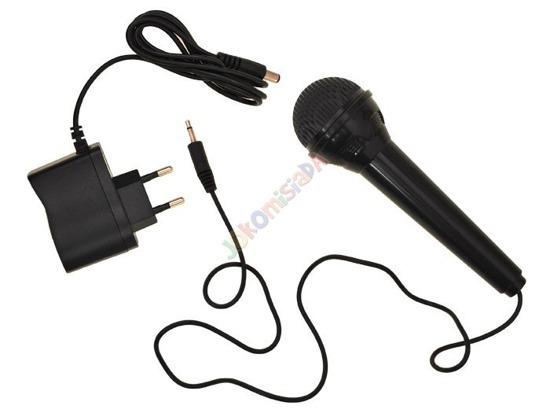 Black Organ Keyboard microphone HS5416C IN0044