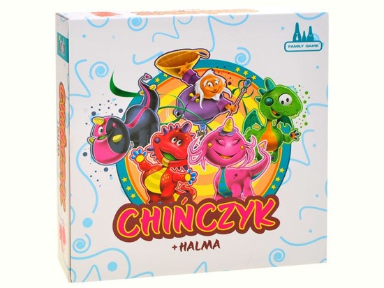 Board Game Chinese and Halma 2in1 Jawa GR0269