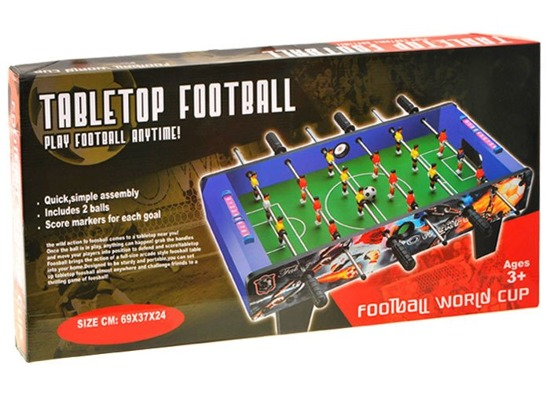 Board games Foosball table two balls GR0228