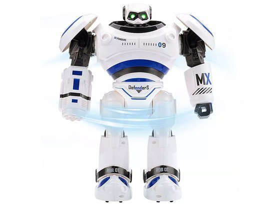 CRAZON Interactive Dancing ROBOT is RC0398 pilot