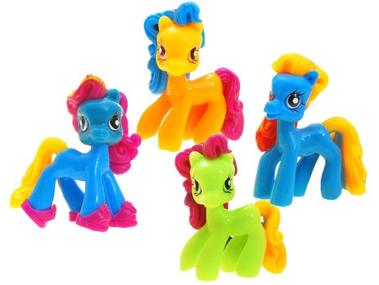 Charming Cottage Pony Pony figurines ZA1599