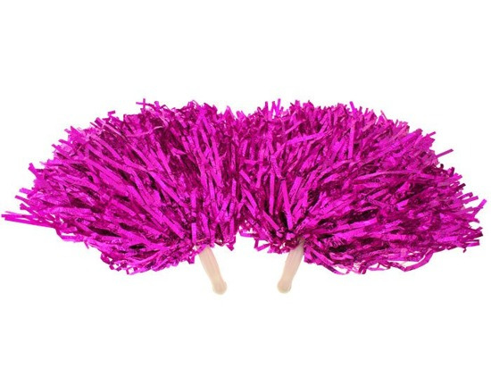 Cheerleading pompoms for 2p. ZA1110