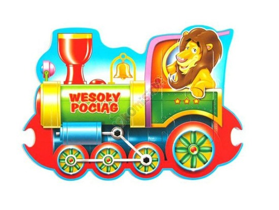 Cheery TRAIN puzzle game Puzzle GR0168