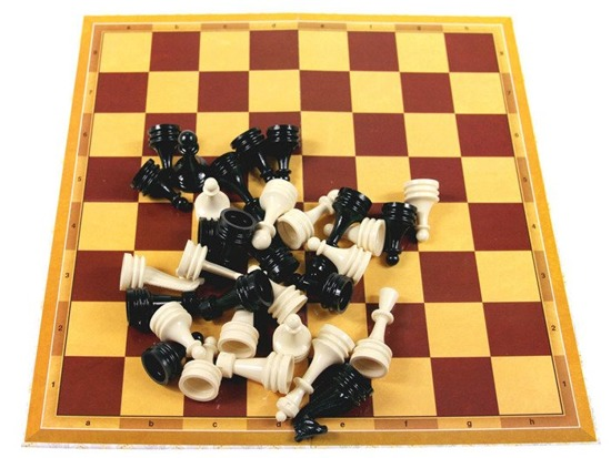 Chess game Classical Java chess pieces GR0093