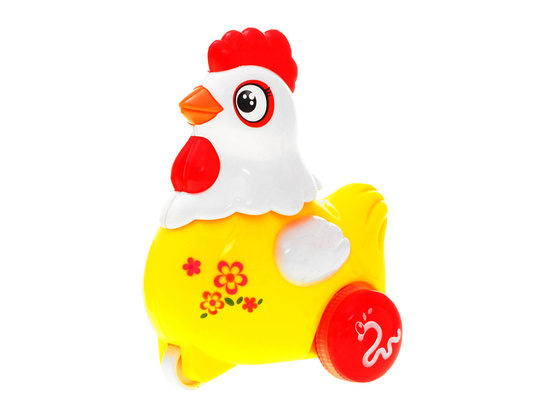 Chicken toy drives and moves the head of ZA1501