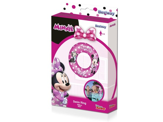 Circle swimming 56cm Minnie Bestway 91040