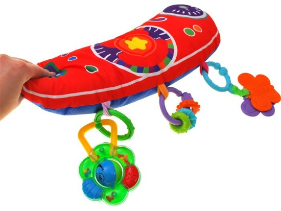 Color mat EDUCATIONAL Cars Rattles ZA1781