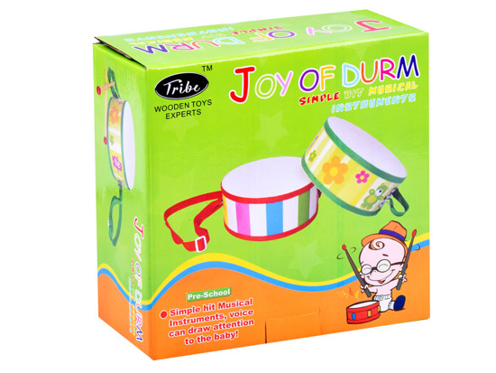 Colored drum drum for children IN0089