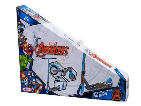 Competitive two-wheeled scooter Avengers SP0400