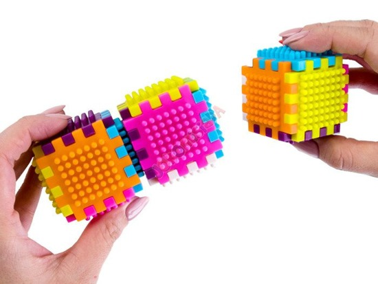 Construction blocks 54 pcs ZA1482