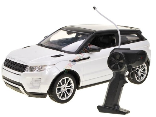 Controlled Auto LAND ROVER SUV license RC0224 1:14