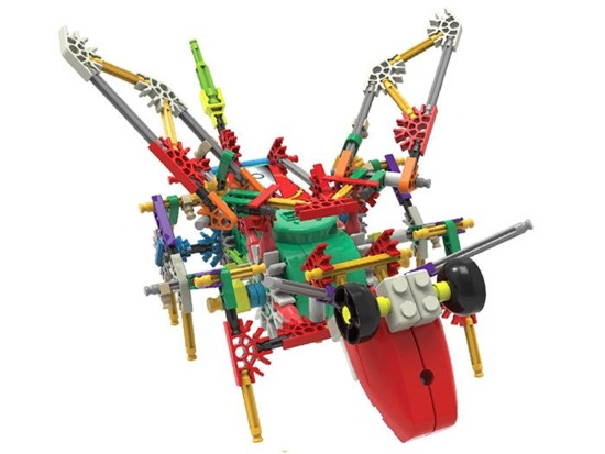Creative Blocks technic build a pet ZA1572