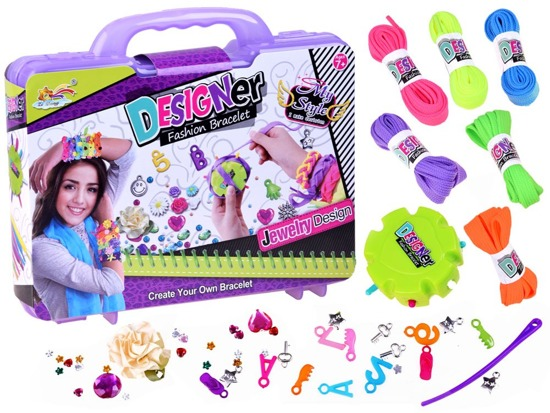 Creative set for making bracelets ZA2608