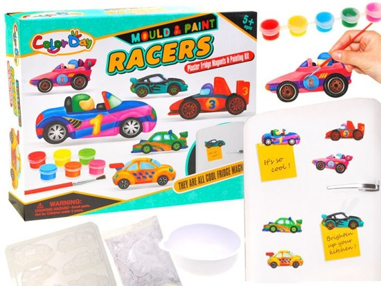 DIY Creative set of magnets DIY cars ZA1522