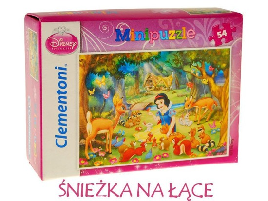 Disney Fairytale Mini Puzzle 54 pcs. ZA0973
