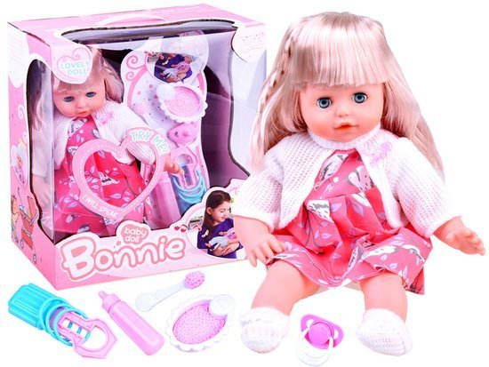 Doll laughs crying accessories ZA2898