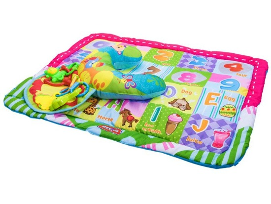 Educational mat stabilizer cushion for baby ZA2190