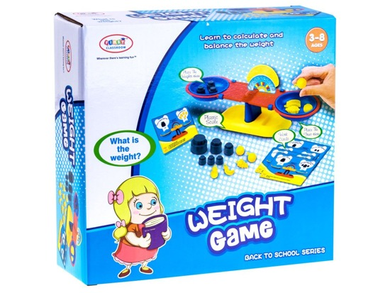 Educational mathematical game WAGA fruits GR0258