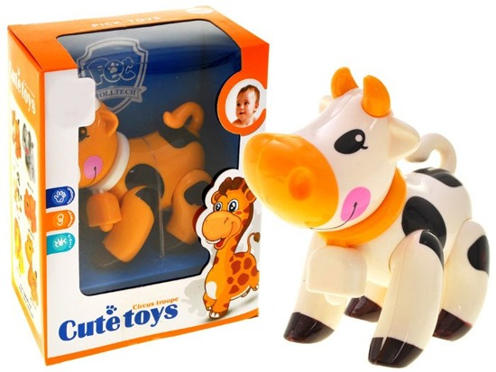Figurine toy cow ZA1745
