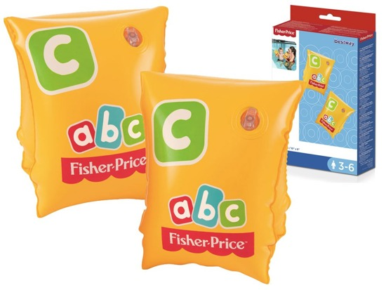Fisher Price sleeves for Bestway 93516 swimming