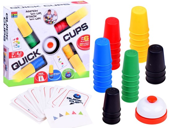 Game Quick cups arcade game GR0367