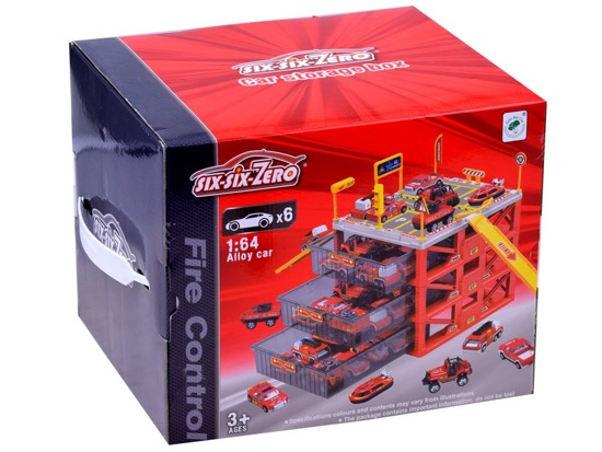 Garage Fire brigade drawer ZA2657
