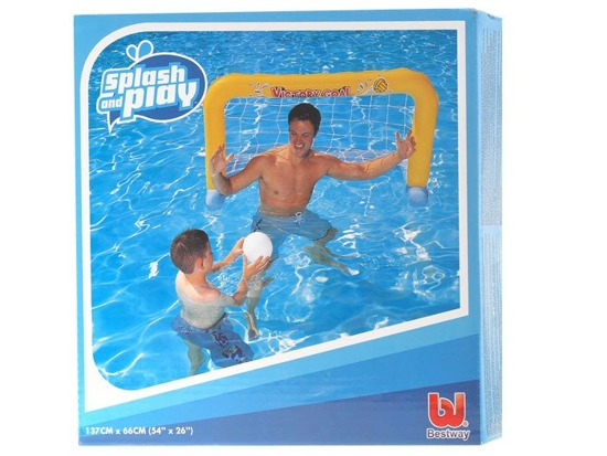 Gateway to water polo ball BESTWAY + 52123B