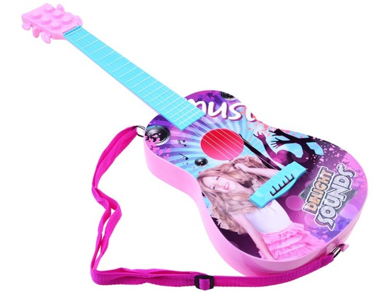 Guitar microphone for girls IN0096