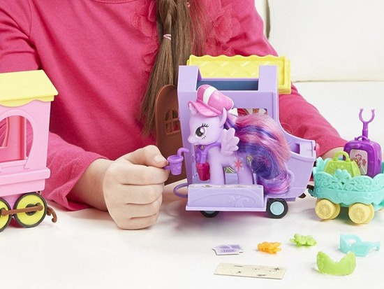 Hasbro pony train My Little Pony accessories ZA2310