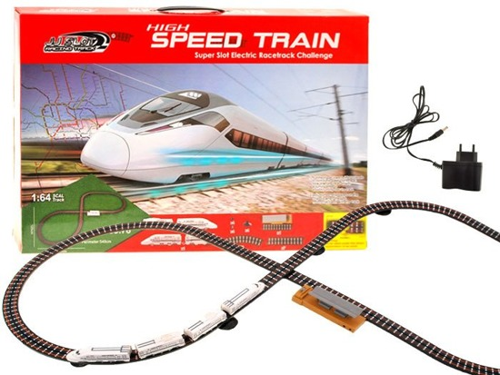 High speed train train scale of 1:64 450 cm RC 0301