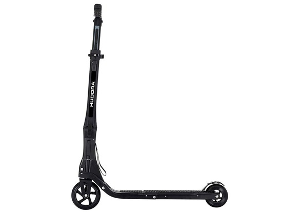 Hudora Scooter Big Wheel 205 Tour folded to 14503