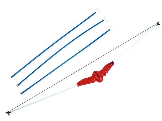 Hudora standing SHIELD AND BOW set archer 78115